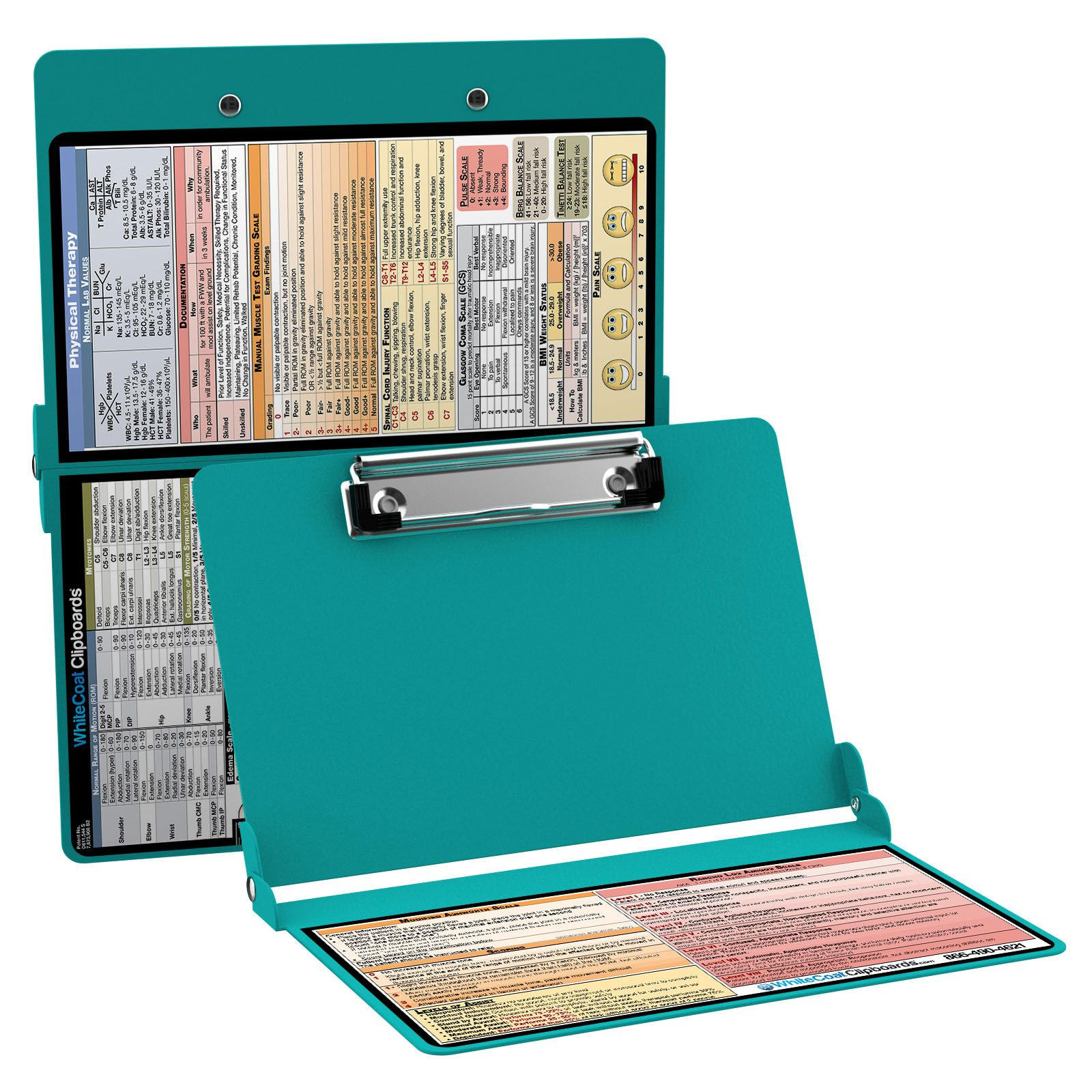 Physicaloccupational Therapy Reference Clipboard Pinned
