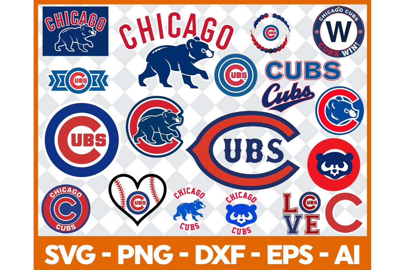 Chicago Cubs Mlb Svg Baseball Svg File Baseball Logo Mlb Fabric Mlb Baseball Mlb Svg Baseball Chi In 2020 Chicago Cubs Cubs Shirts Chicago Cubs Shirts