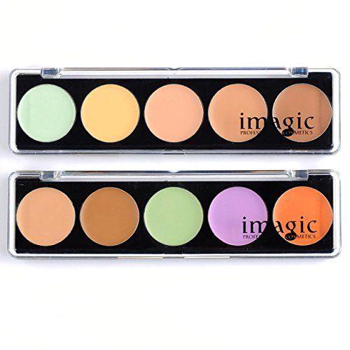 CCbeauty Concealer Palette 10 Colors Foundation Makeup Palette Concealer  Camouflage Palette Contour Kit Fa… | Concealer palette, Concealer colors,  Camouflage makeup