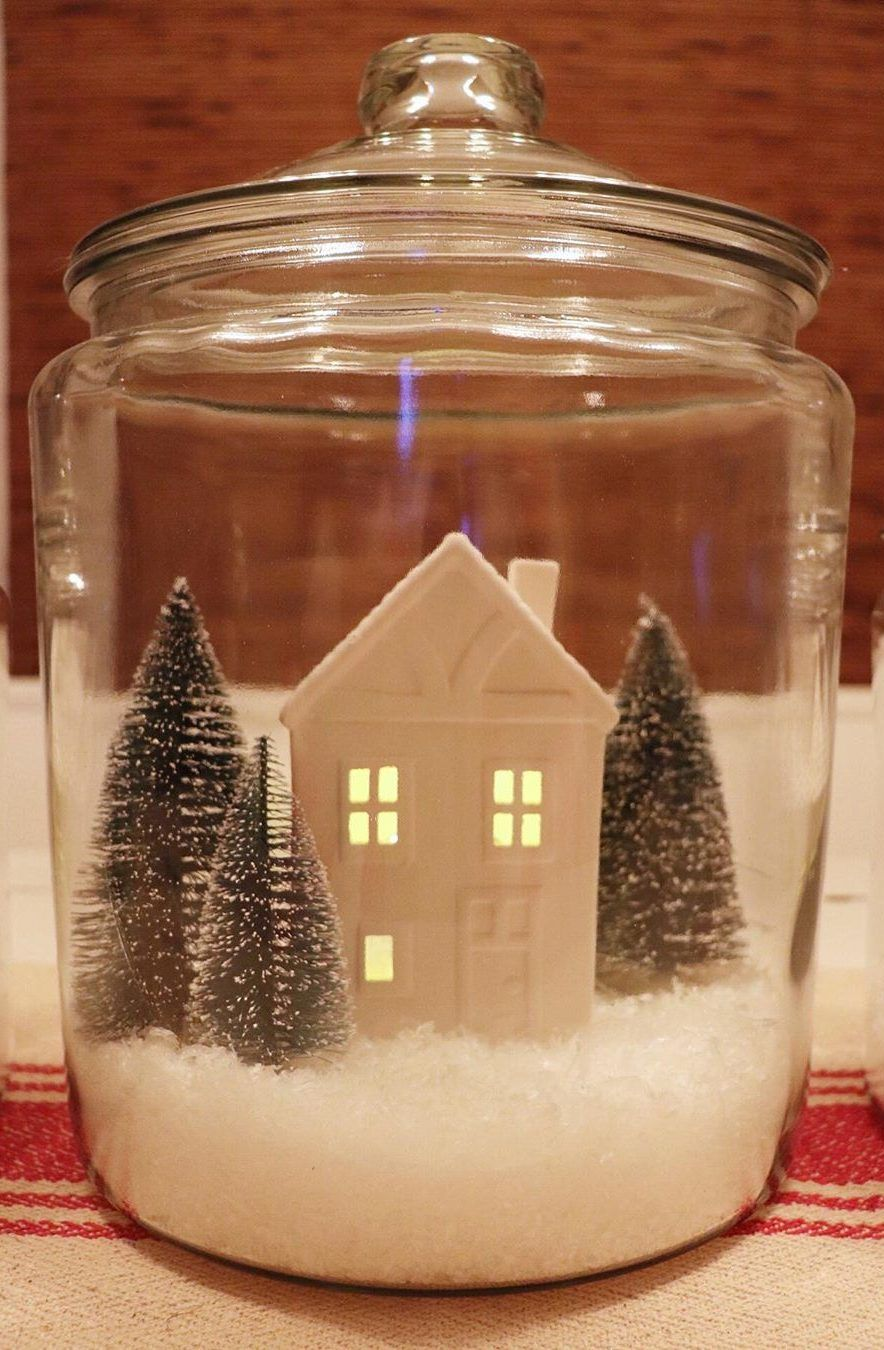 25 Great Christmas Jars Ideas To Decorate Your Home Page 16 Of 24 Newyearlights Com Christmas Jars Christmas Candy Jars Christmas Jar Gifts