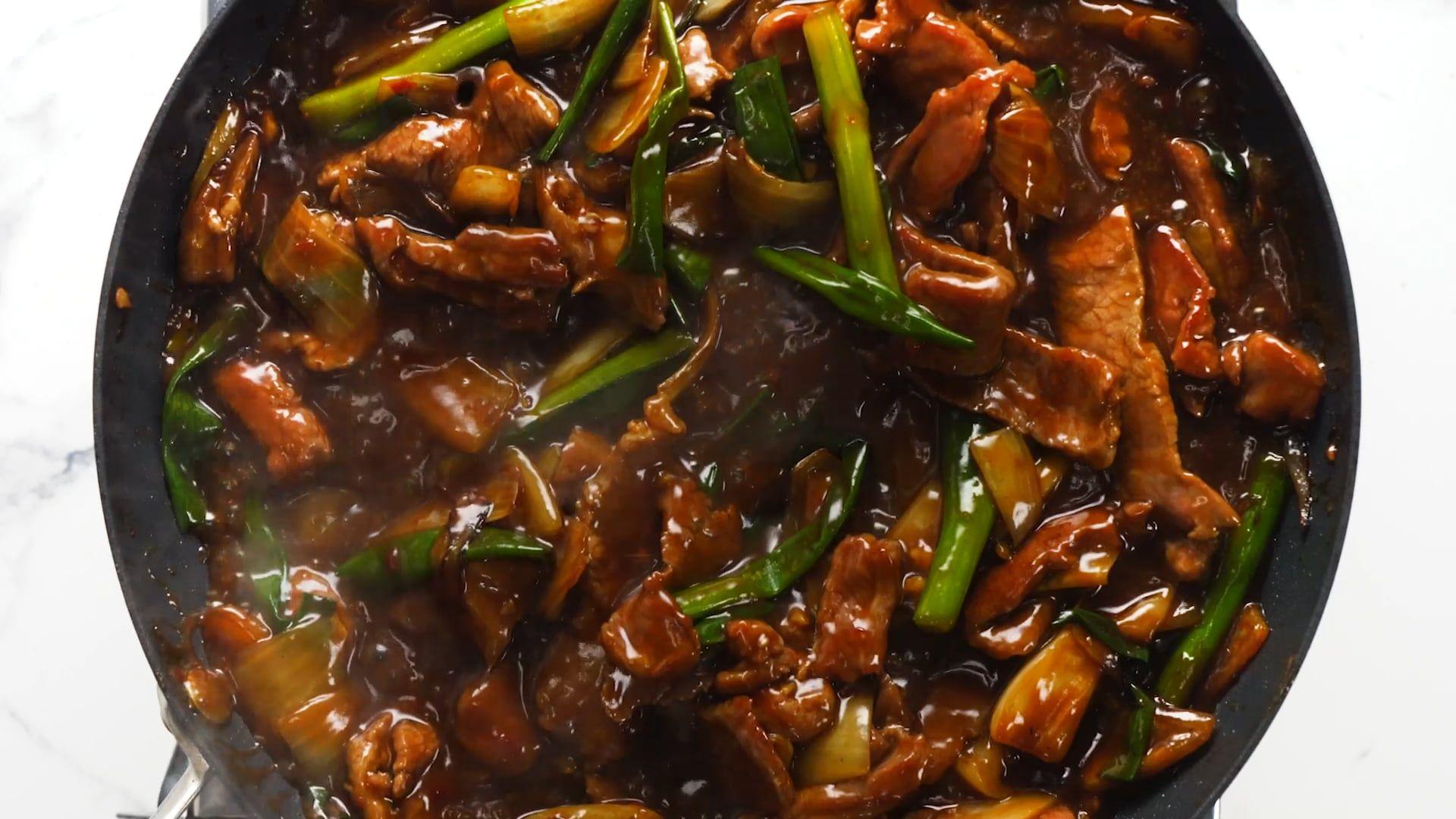 Mongolian Lamb_Loop2 | Goat recipes, Lamb recipes ...
