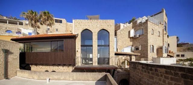 Casa em Tel Aviv - Um espetáculo!