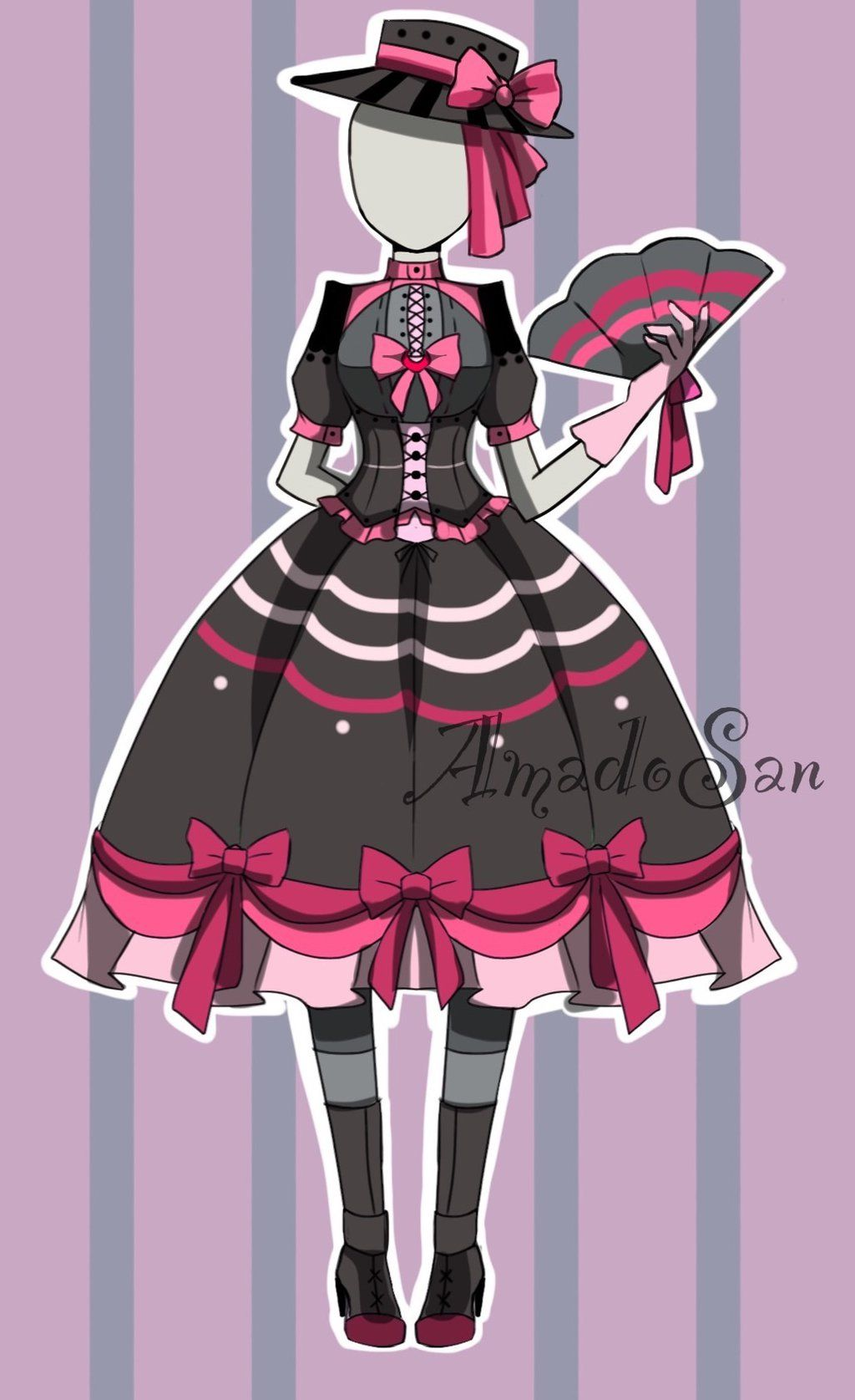 Victorian loli outfit adoptable open by AS-Adoptables.deviantart.com on @DeviantArt | Cosplay ...