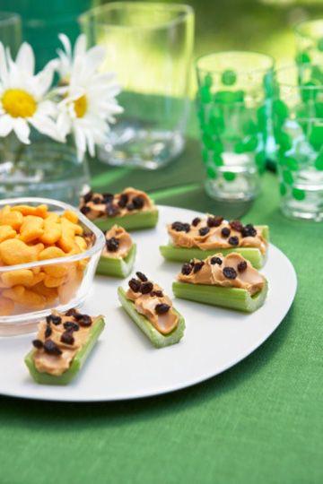 Barquitas De Apio Recetas De Comida Comida Divertida Para Ninos Alimentos Para Ninos