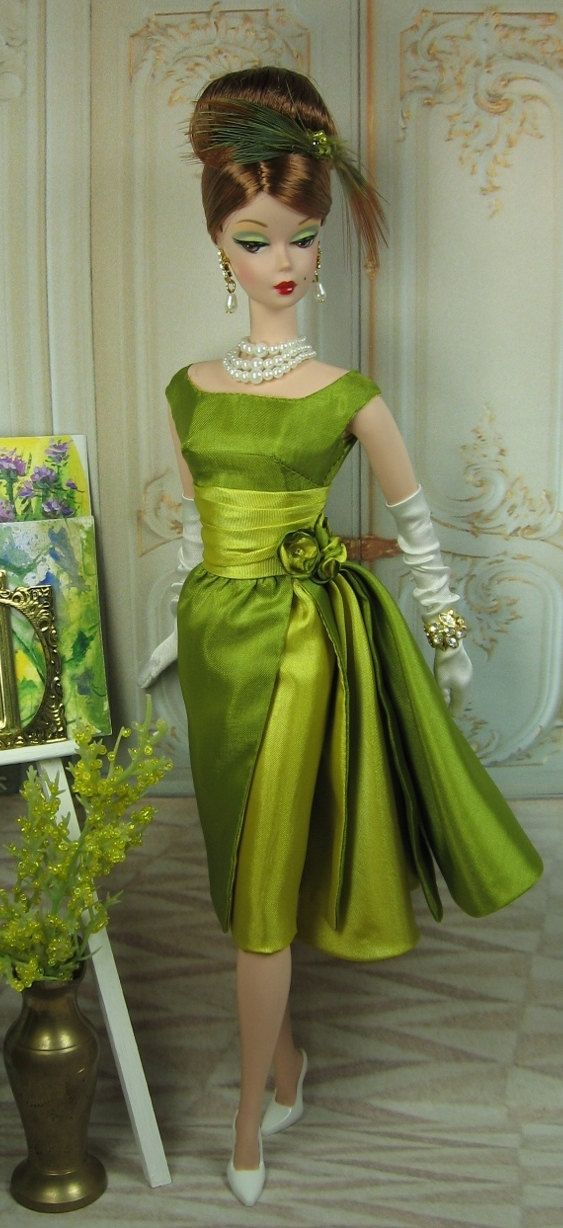Cadence for Silkstone Barbie and Victoire Roux by MatisseFashions