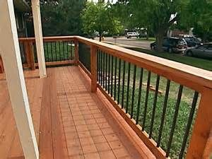 Deck Railing Ideas Cheap Deck Railing Ideas Horizontal Deck
