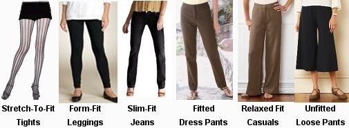 sophisticated technologies Good Prices hottest sale types of pants fits for women   WOMEN BOTTOM OUTER WEAR ...
