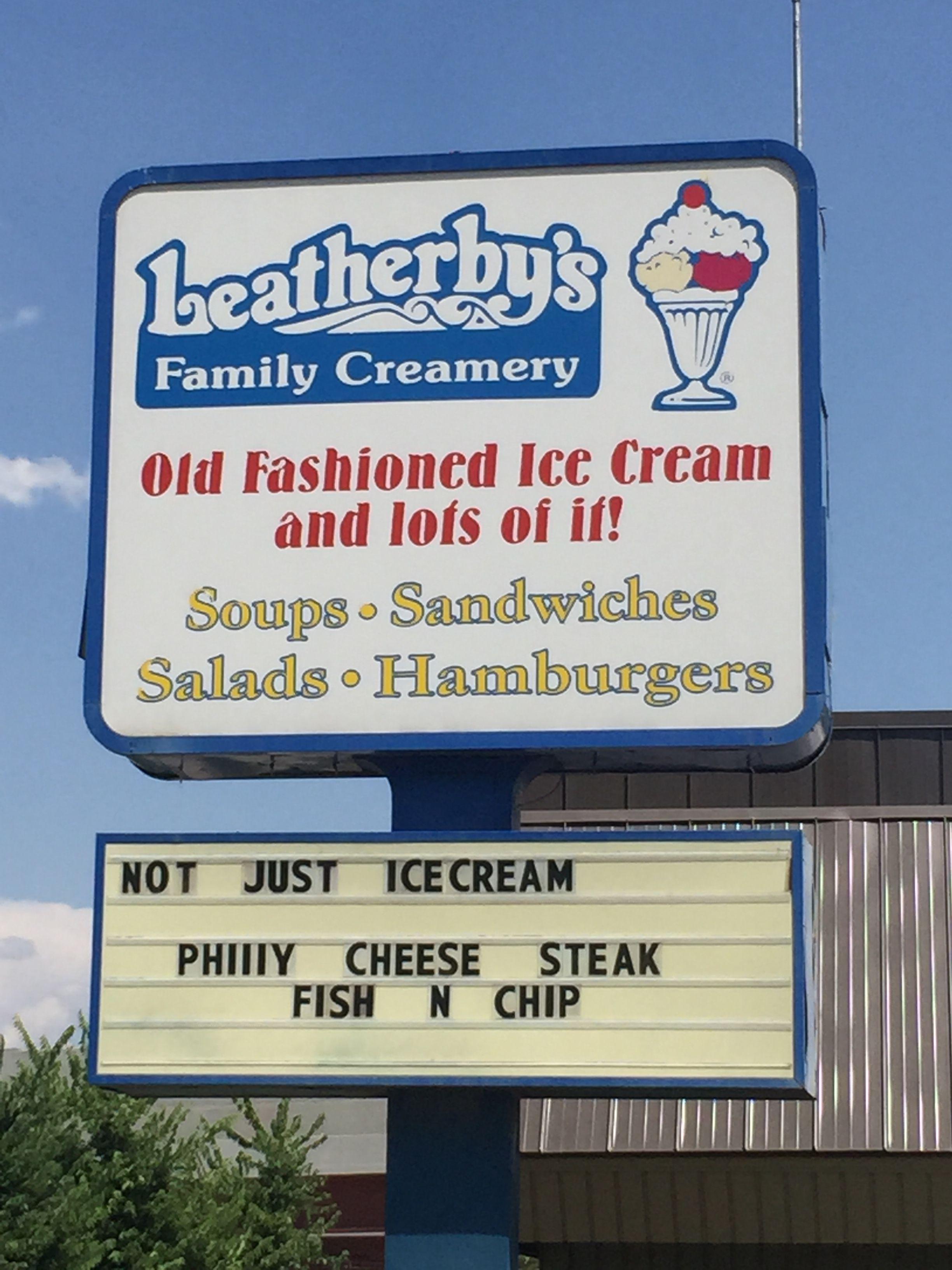 Yummy ice cream in Salt Lake City! Yummy ice cream, Soup