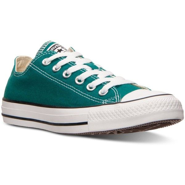 Converse Womens Chuck Taylor Ox Casual Sneakers from Finish Line  Finish  Line Athletic Shoes  Shoes  Macys