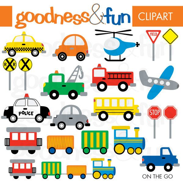 Free Download Free Transportation Vehicles Clipart For Your