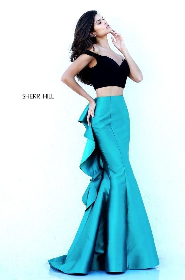 4d8d8e610b8 Sherri Hill 50750. Sherri Hill 50750 Mermaid Gown Prom
