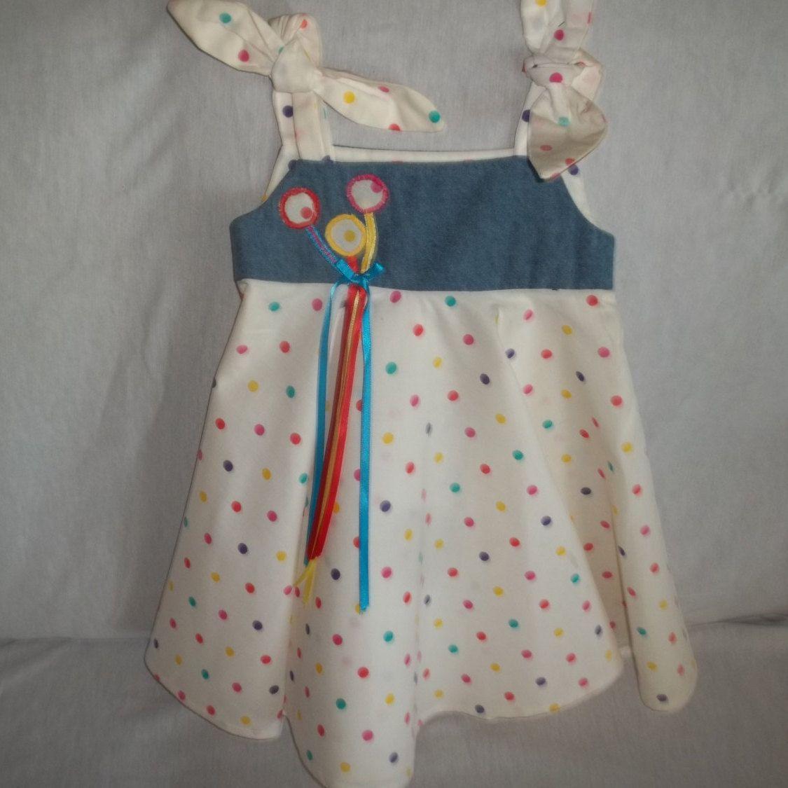 Size 3t Summer Dress Kids Outfits Summer Dresses Trending Outfits [ 1125 x 1125 Pixel ]