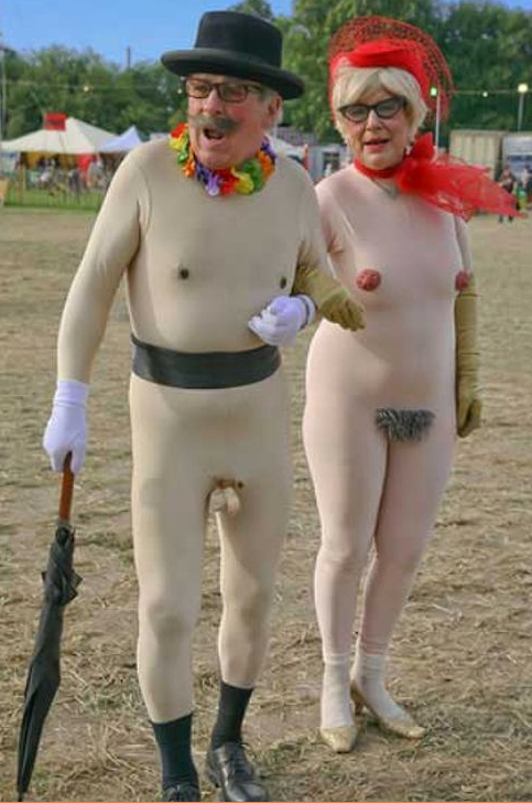 pic of older nude couples