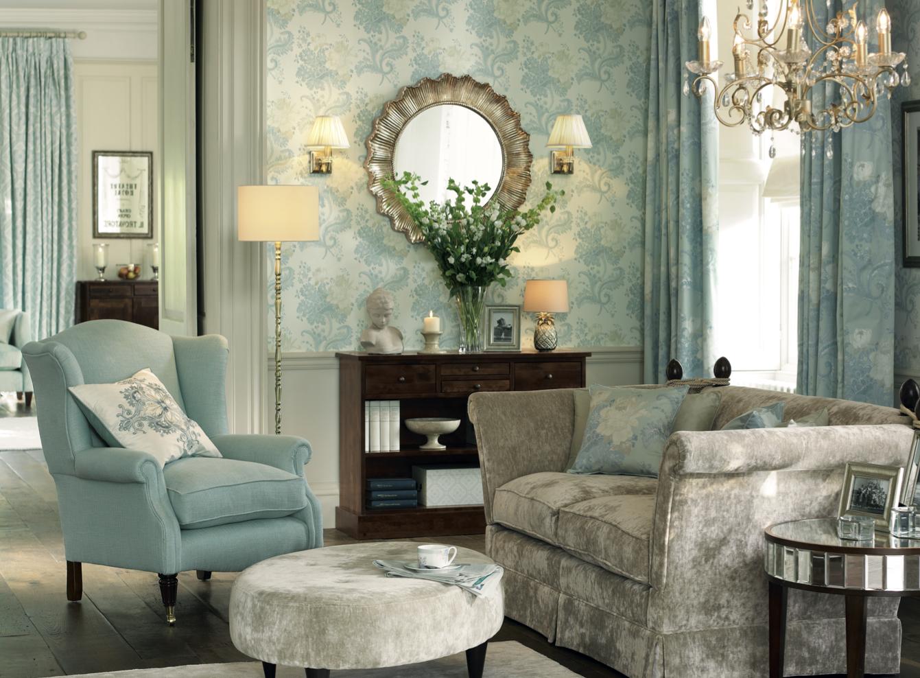 Laura Ashley 2014 Interiors Collection Operetta
