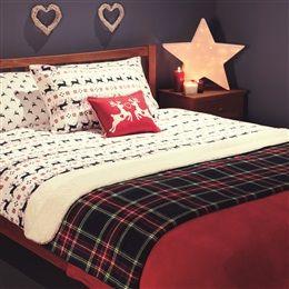 Christmas bedding from primark christmas pinterest - Sabanas primark precio ...