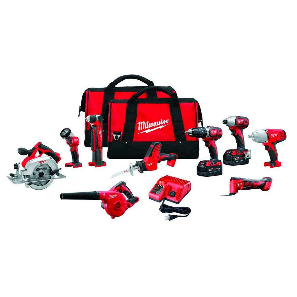 100 Incredible Tools Every Diyer Should Know About Combo Kit Cordless Drill Reviews Milwaukee M18