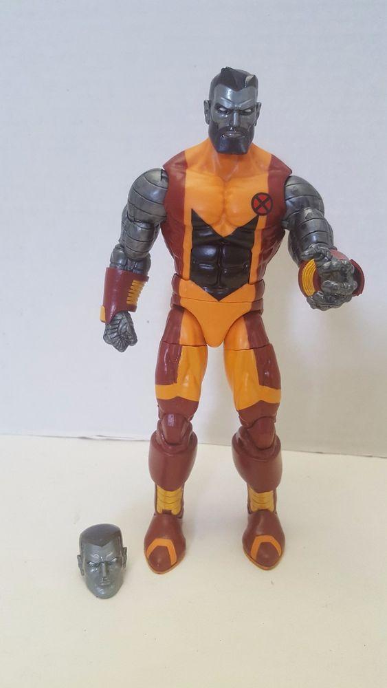 """COLOSSUS Marvel Legends 6/"""" Figure X-Men BAF WARLOCK"""