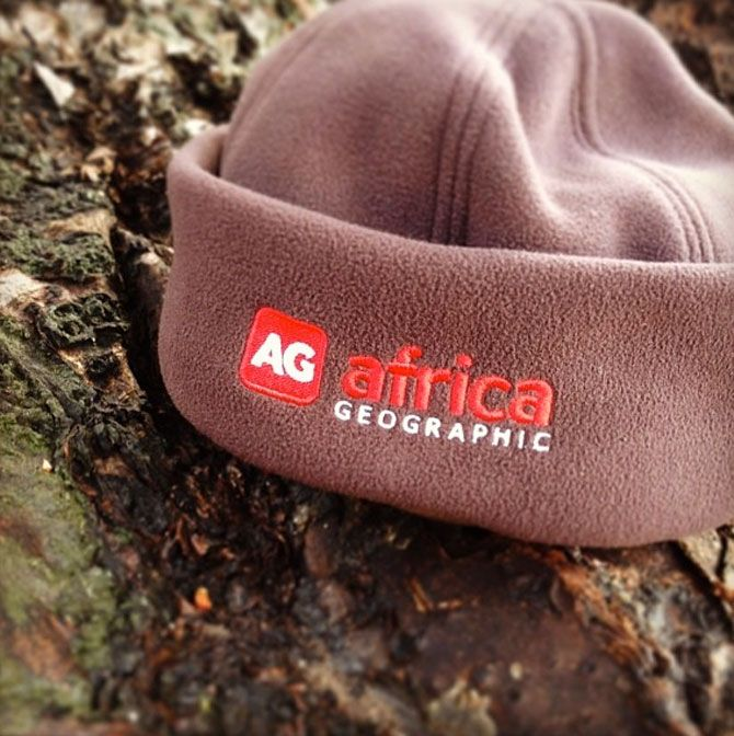 Subscribe to our free newsletter and you could win with Africa Geographic! You could be one of ten lucky subscribers to walk away with a clothing set consisting of both a beanie and a cap.