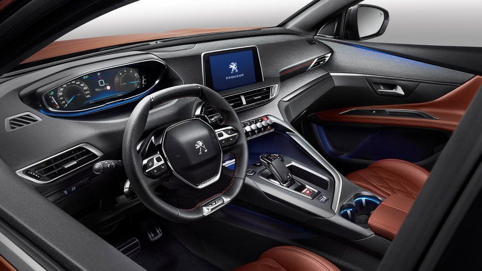 2016 peugeot 4008 series ii for china market cars for Interieur nouveau 3008