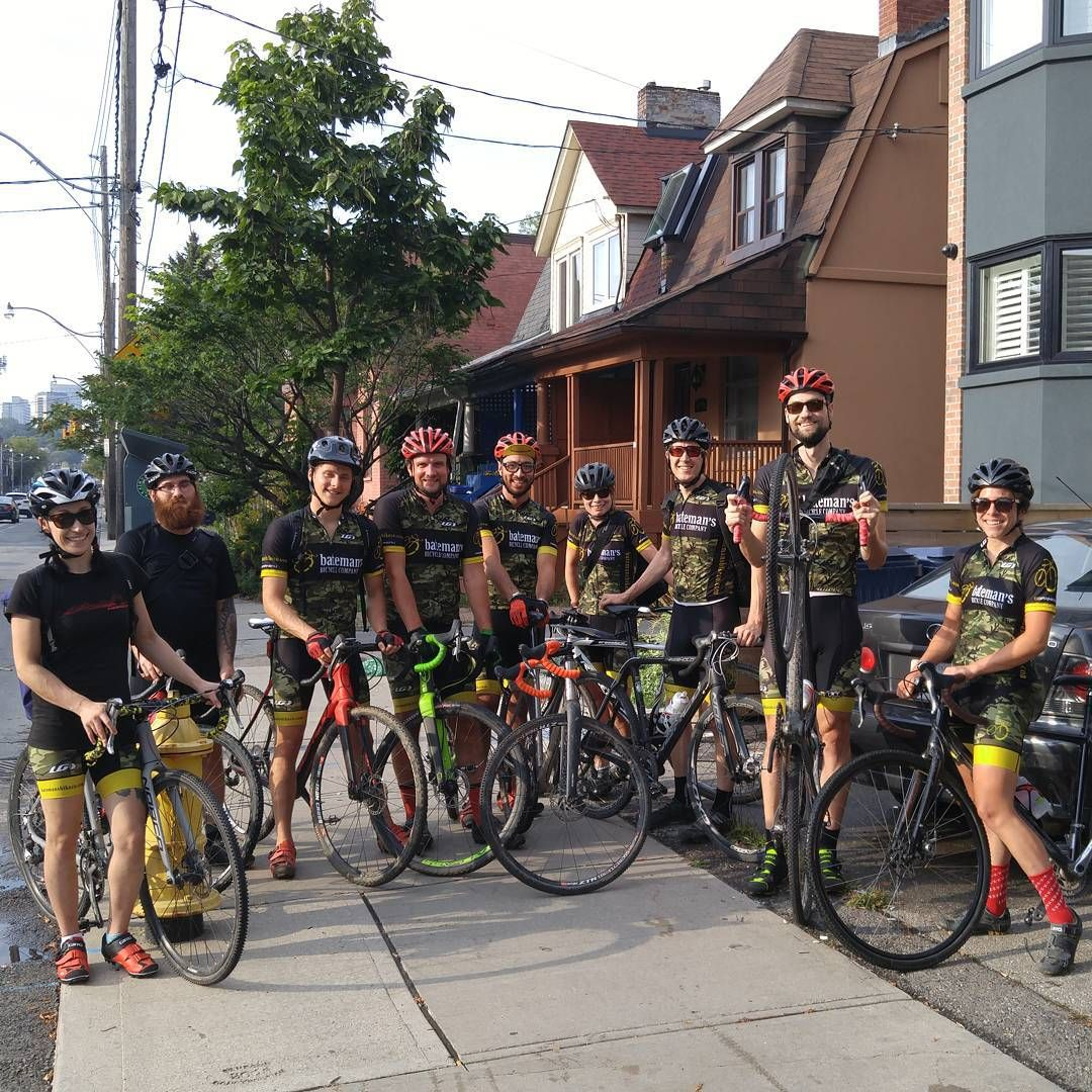 @midweekcycling here we come! #crossiscoming #bikeTO