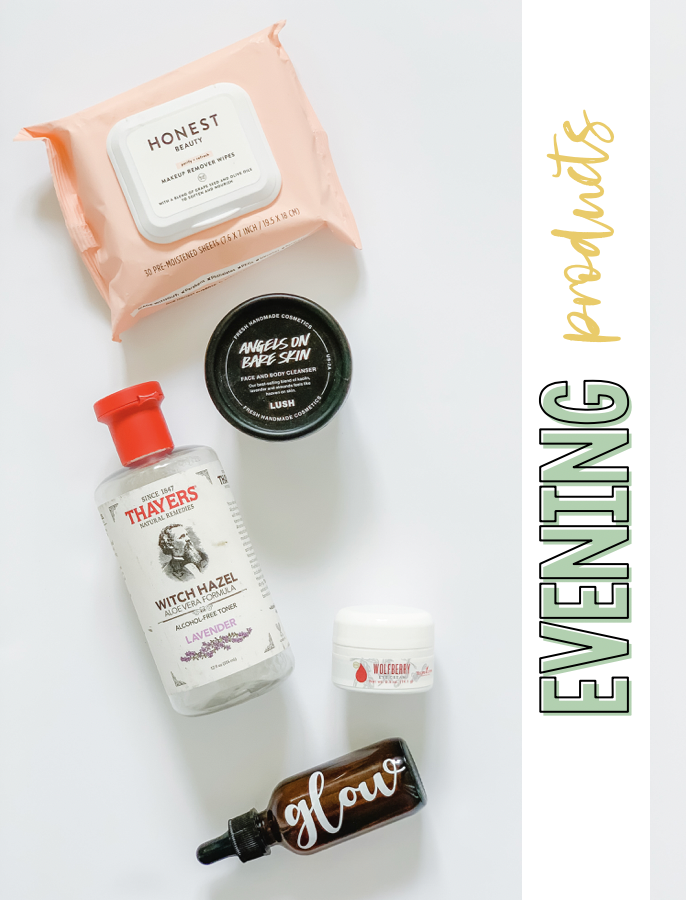 Mostly Non Toxic Skin Care Routine For Late 20s 30s Jess Massey Hustle Sanely Toxic Skincare Skin Care Routine Skin Care