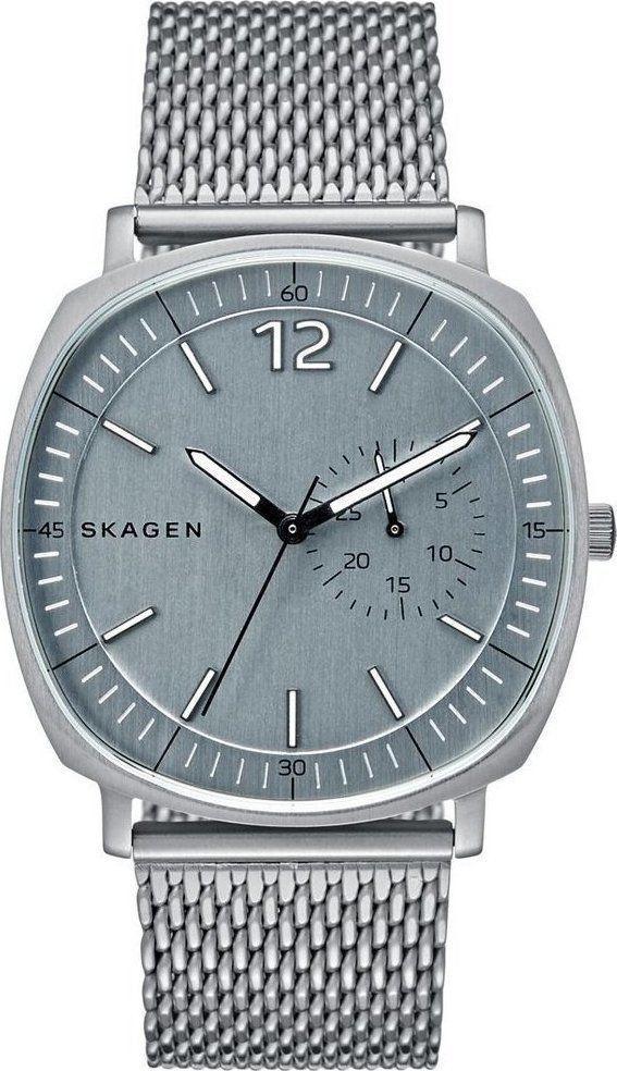 03d1f51f0033 Skagen Men s SKW6255 Rungsted Stainless Steel Mesh Watch 768680237900