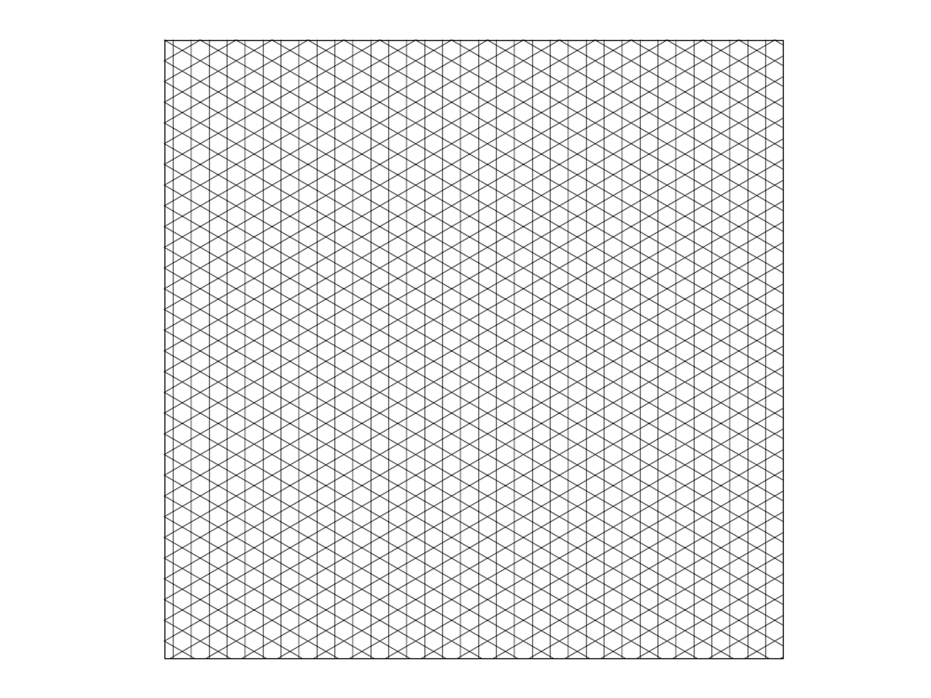 crear una cuadrícula isométrica en Adobe Illustrator | Isometric ...
