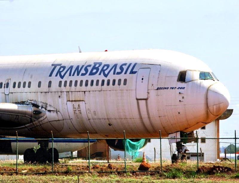 :: TRANS BRASIL, Aeroporto de Congonhas, São Paulo, Brasil :: .#jorgenca