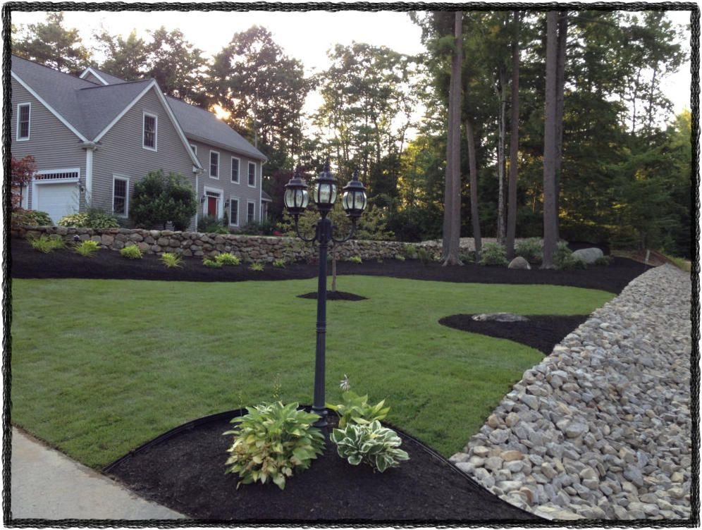 Drainage Ditch Landscaping Bing Images Garden Outdoors