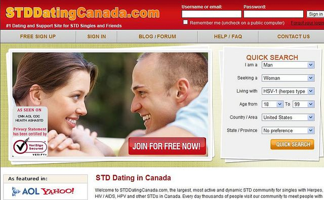 Std gratis dating websites 40 dagen online