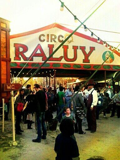 Circo Raluy. 2013
