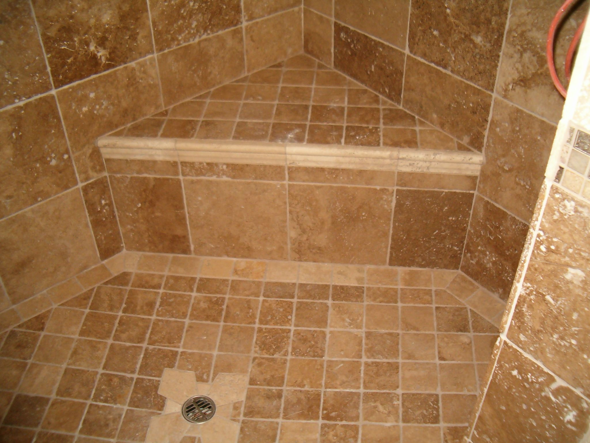 Secret Grout to Tiled Showers - http://www.byzcathsem.org/secret ...