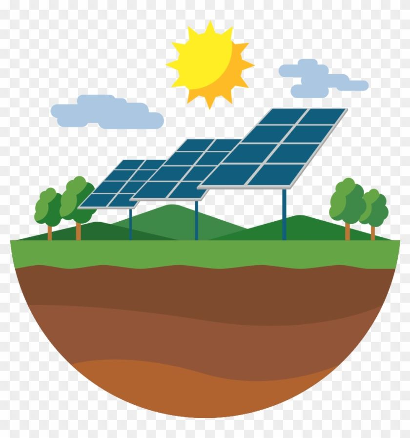 Find Hd Solar Energy Clipart At Getdrawings Renewable Energy Clipart Hd Png Download To Search And D Solar Energy Design Renewable Energy Geothermal Energy