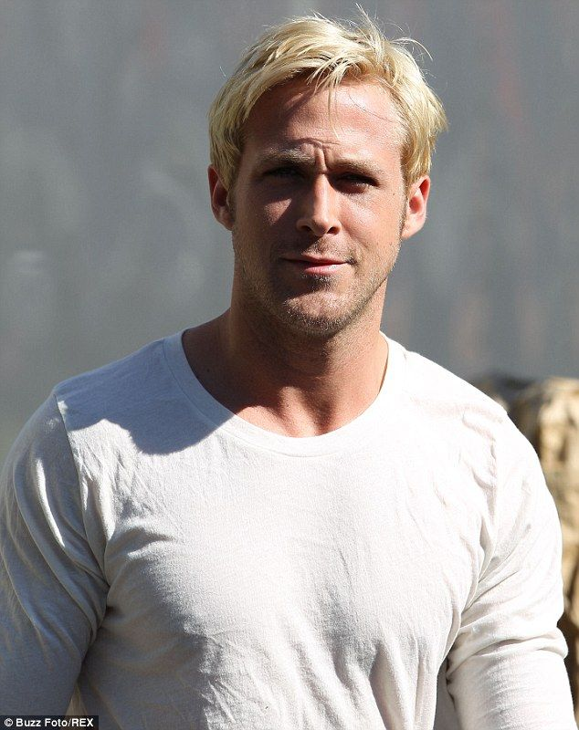 More Men Bleaching Their Hair Thanks To Ryan Gosling And