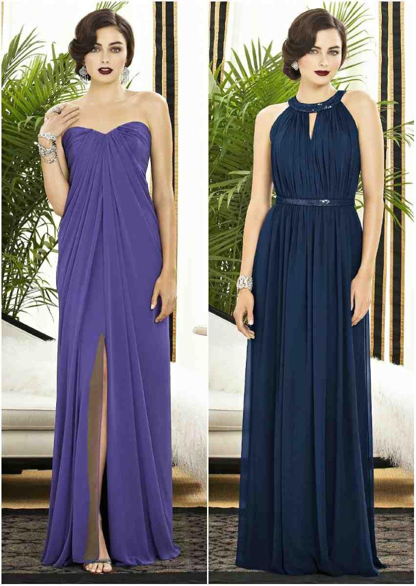 Grecian Bridesmaid Dresses | bride dresses | Pinterest | Bride ...