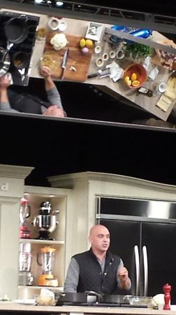 Michael Symon at the NYCWFF