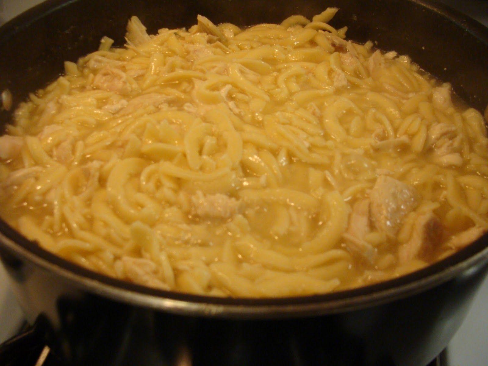 no yolk egg noodles how to cook