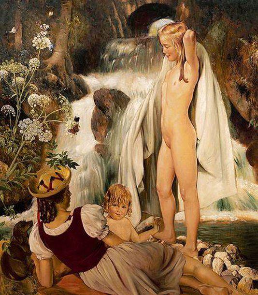 Blog Of An Art Admirer Anton Filkuka 1888-1957 Austrian -3566