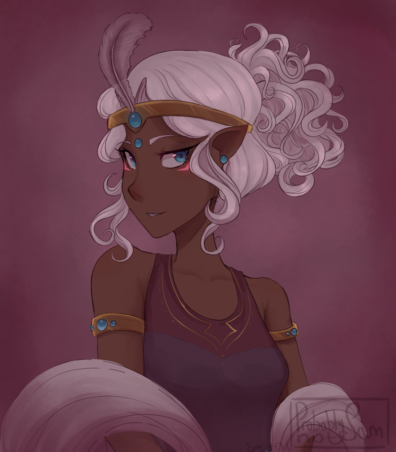 """probablynotsam: """" 1920′s Allura My unhealthy obsession with flapper culture continues. """""""