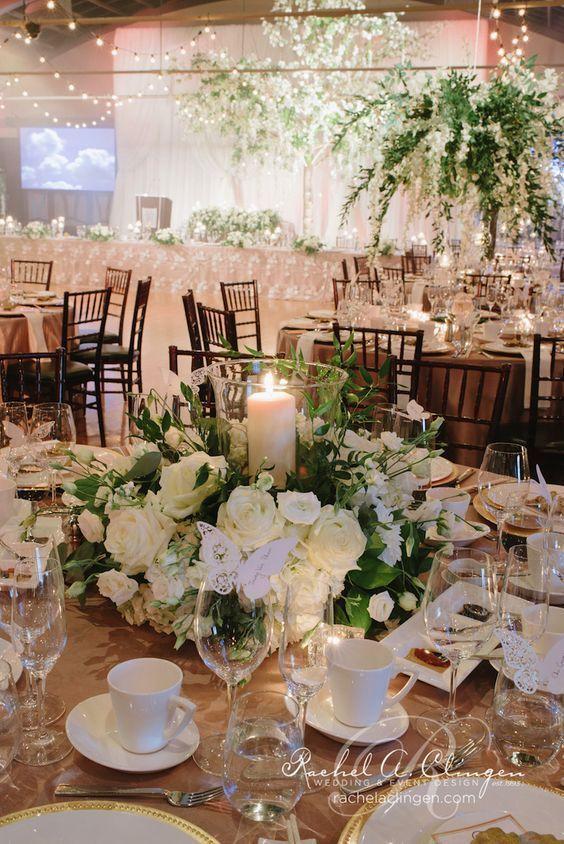 Enchanted garden wedding at palais royale decor toronto rachel  clingen  event design also