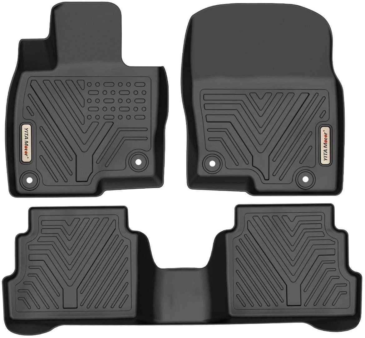 Yitamotor Floor Mats Compatible With Mazda Cx 5 Custom Fit Floor Liners For 2017 2020 Mazda Cx5 Floor Liners Mazda Cx5 Custom Fit
