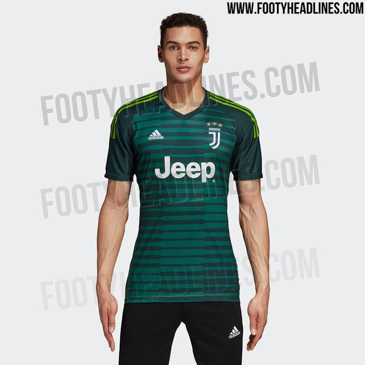 No More Buffon ! Juventus 18-19 Goalkeeper Kit Leaked - Footy ... a5aeb56cc
