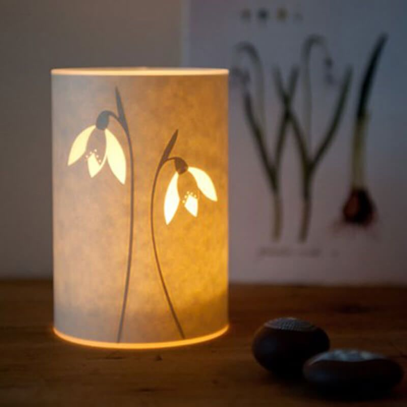 Handmade Night Light Designs Paper Candle Candle Cover Tea Lights