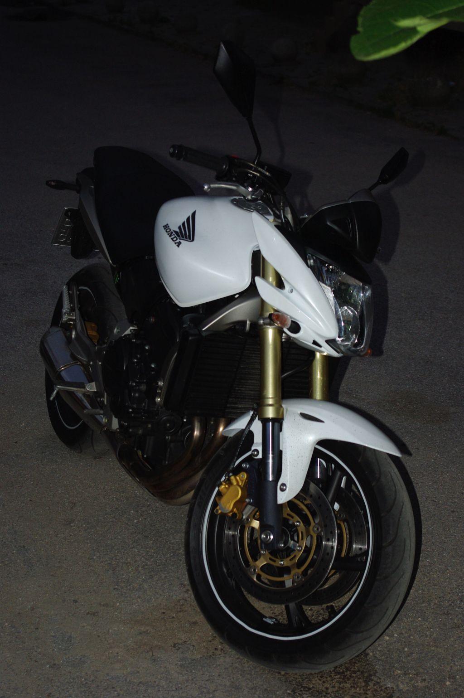 Honda Hornet 600i www.MOTORBIKESGALLERY.com