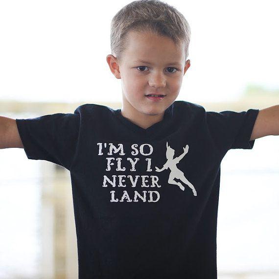 8872bf3f4 Im so fly i neverland,peter pan,neverland,lost boy,im so fly, disneyland  shirt,toddler boy tshirt,toddler girl shirt,hipster,baby,disney