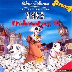 Dalmatas 101 Dalmatiens 2 Dalmatiens Heros Disney