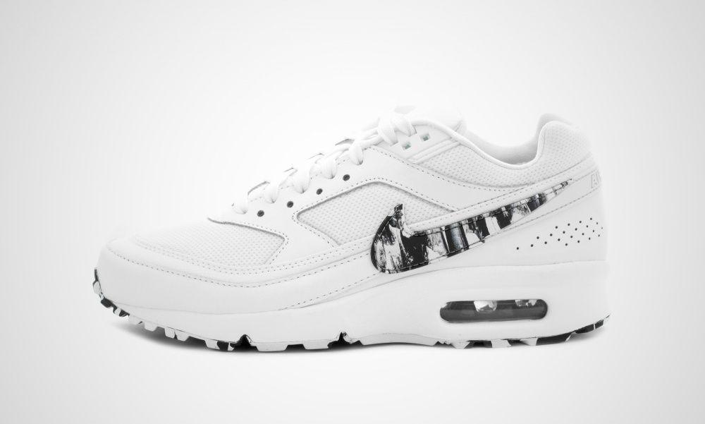 Nike WMNS Air Max BW (weiß silber) 821956 100