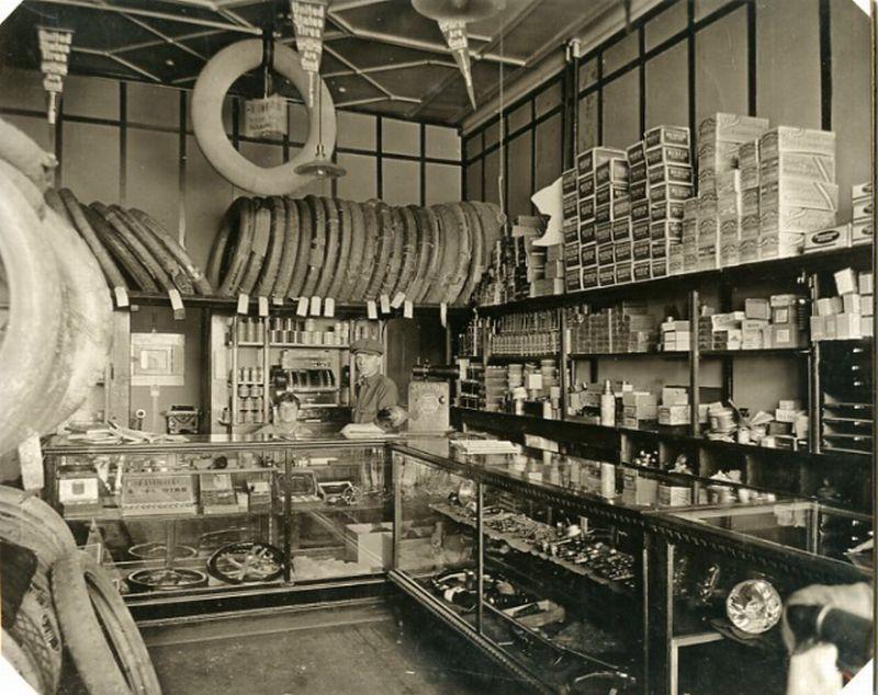 Old Auto Parts Store Best Makeup Cosmetics Auto Parts Store Vintage Cars Auto Repair Shop