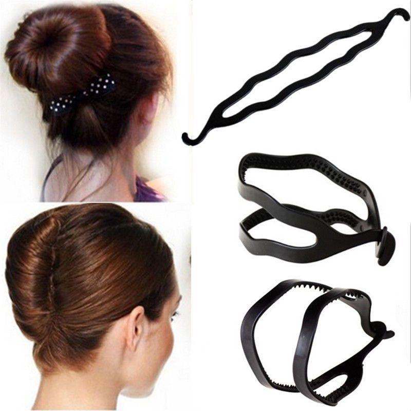 Styling Hairpins Clip Maker Hair Twist Braid Ponytail Tool Updo Hair Accessories