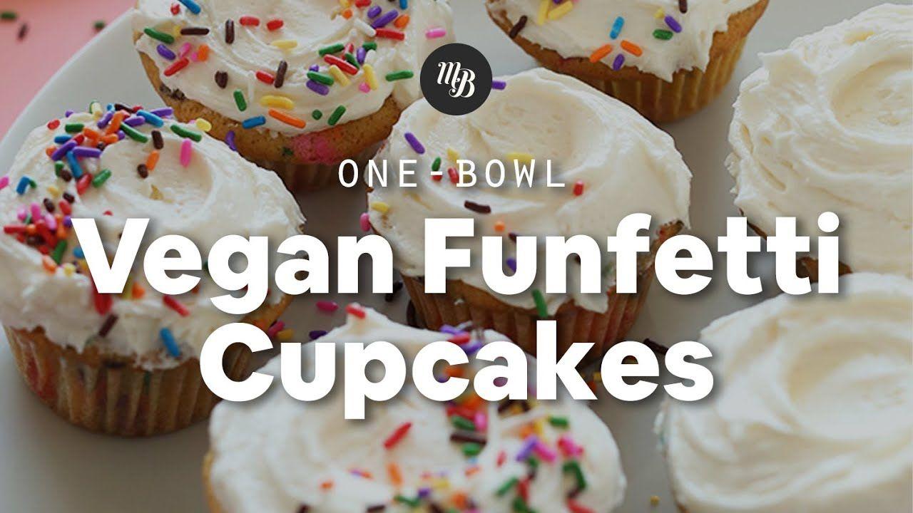 vegan funfetti cake minimalist baker